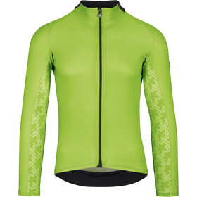 ASSOS Mille GT Maillot à manches longues Homme, visibility green